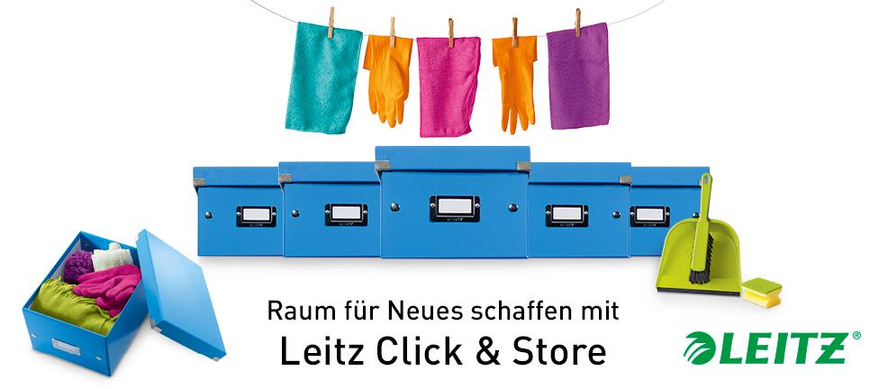 Leitz Click & Store