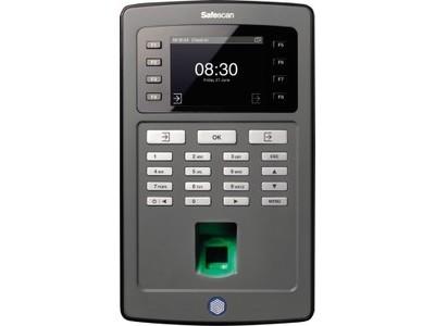 Zeiterfassungssystem Safescan TA-8030 SCHWARZ