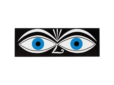 Vitra Environmental Wall Hanging - Eyes blue