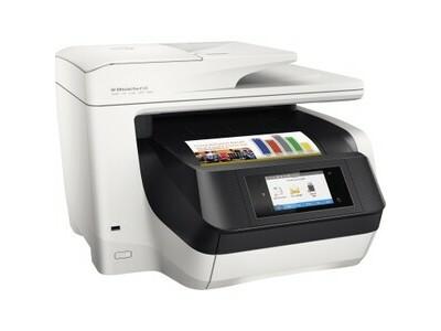 Tinten-MFP HP Officejet Pro 8720 eAiO D9L19A#A80 WEIß