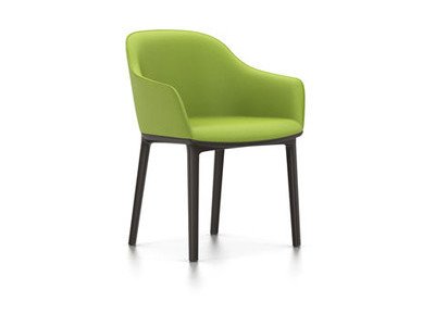 Vitra Softshell Chair Vierbeinfuß
