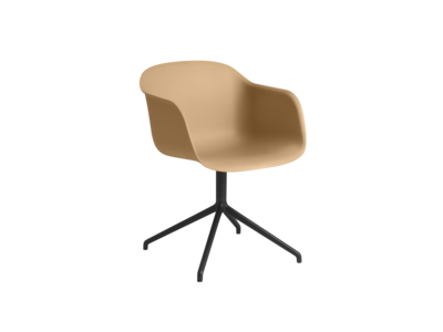 Muuto Fiber Armchair Swivel Base