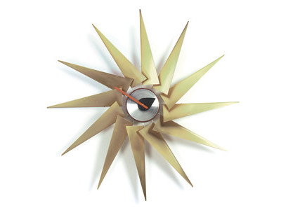 Vitra Wall Clock Turbine