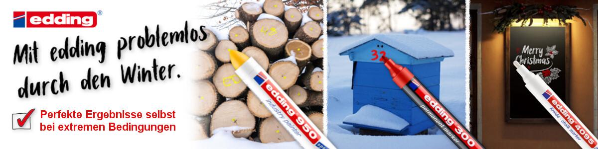 edding Winter Wonderland Marker