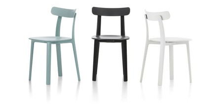 Vitra All Plasitc Chair 3verschiedene