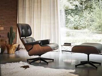 Lounge Chair Mahagoni - Sonderedition  Occasional Table LTR gratis dazu.