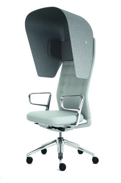 Vitra ID Chair Cab grau