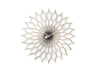 Vitra Wall Clock Sunflower