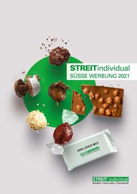 Titel STREIT individual Suesse Werbung 2021