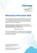 Klimaschutz-Information Kyocera 2018