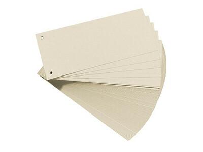 Trennstreifen Falken 10,5x24cm 190g weiß