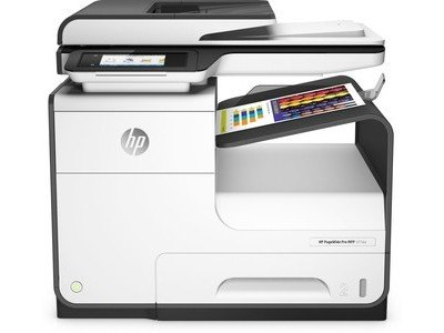 HP Page Wide Pro 477dw MFP