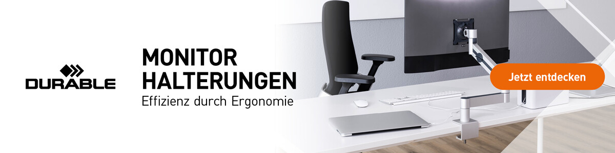 Durable Monitorhalterungen