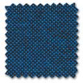 84 Hopsack - blau:moorbraun
