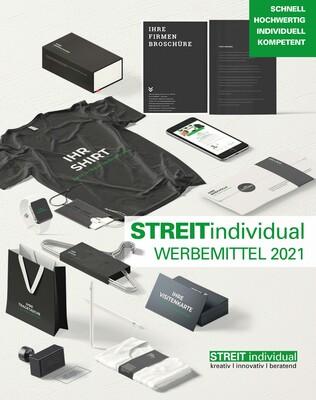 Titel STREIT individual Werbemittel 2021