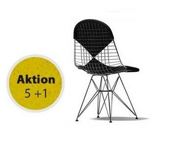 Vitra Wire Chair DKR -2
