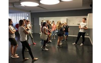 BOSO-Tage – Schüler zu Besuch bei Streit