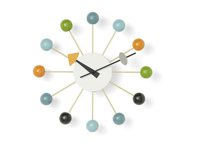 Vitra Wall Clock Ball