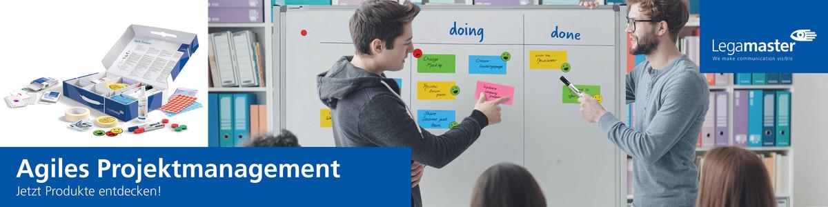 Legamaster Agiles Projektmanagement