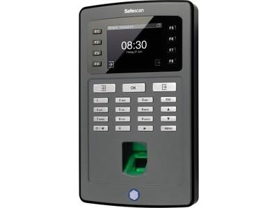 Zeiterfassungssystem Safescan TA-8020 SCHWARZ