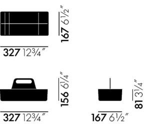 Vitra toolbox Masse