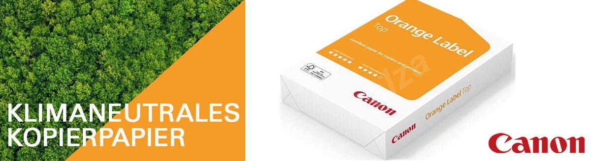 Kopierp. Canon Orange Label Zero A4 80g 97004353