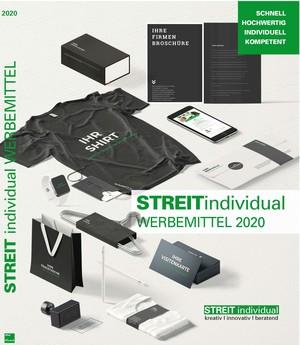 STREIT-PF COVER WERBEMITTEL