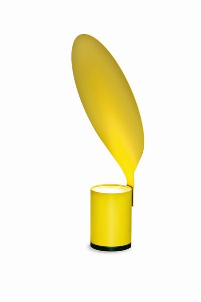 Vertigo Bird balloon table yellow