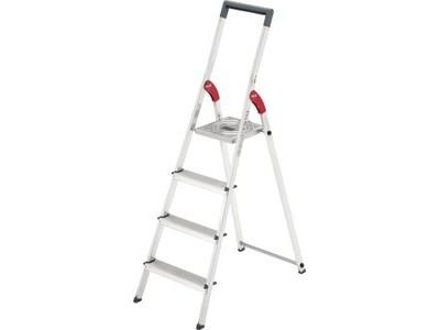 Leiter Hailo S150 4stufig Alu bis 150kg