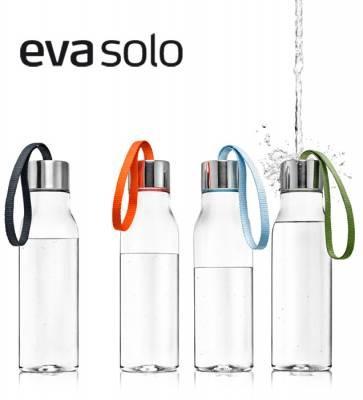Eva Solo Trinkflasche bunt