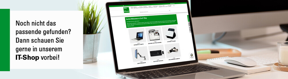 Banner IT-Shop