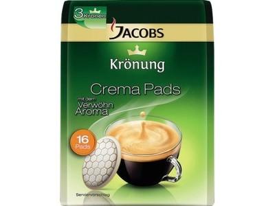 Jacobs Kaffeepads Krönung 634029 16 St./Pack.