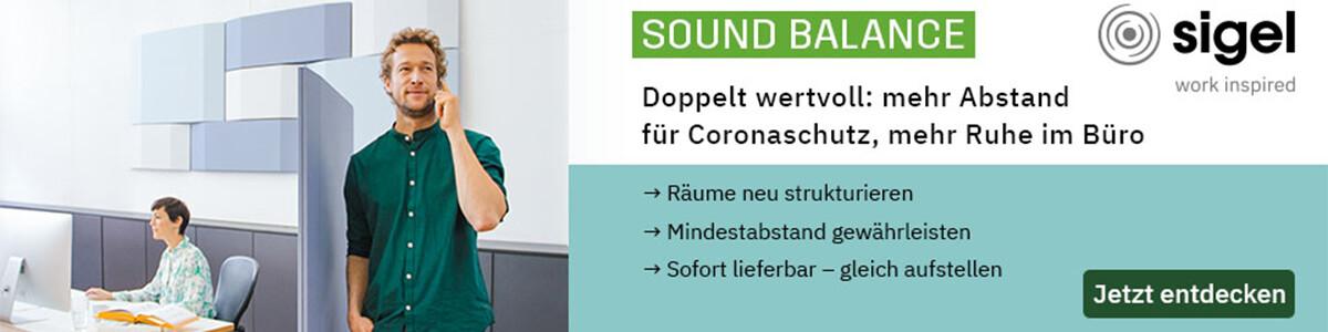 Sigel Sound Balance