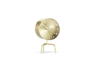Vitra Tripod Clock Tischuhr