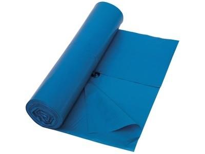 Müllsack 120l 70x110cm 37mic blau