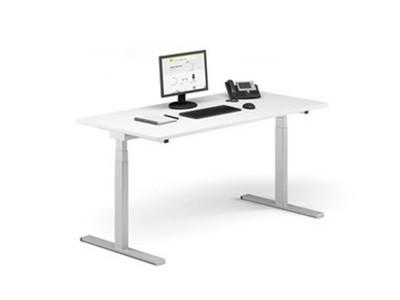 Assmann Sympas Steh-Sitz-Tisch