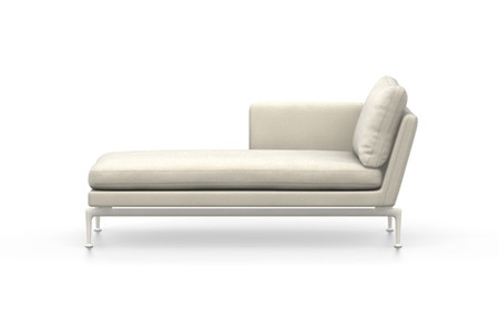 Vitra Suita Sofa Chaise Longue Klein Credo Sofa Lounge
