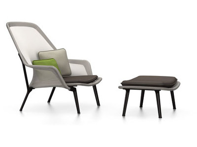 Vitra Slow Chair & Ottoman