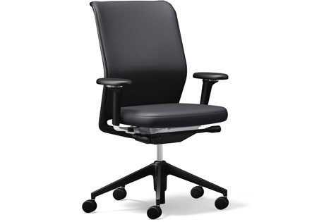 Vitra Id Silk Mesh Vollausstattung 3d Armlehnen Bürostühle