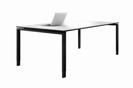 Assmann Solo Schreibtisch-frei