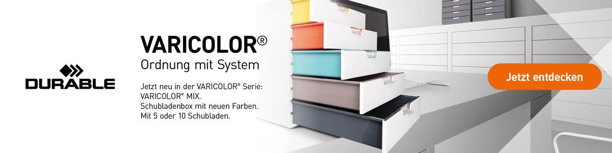 Durable Variocolor Schubladenbox
