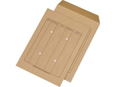 Hausposttasche 381047 C4 110g braun 250 St./Pack.