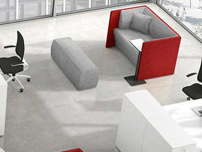 Assmann Syneo Sitzelement trio