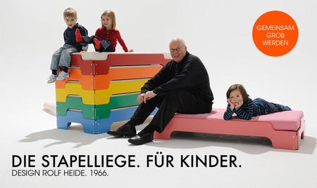 Mueller MW stapelliege kinder mit Rolf Heide