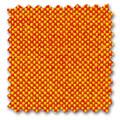 72 Hopsack - gelb:poppy red